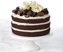 Cake Boss Chocolate Mousse Icing