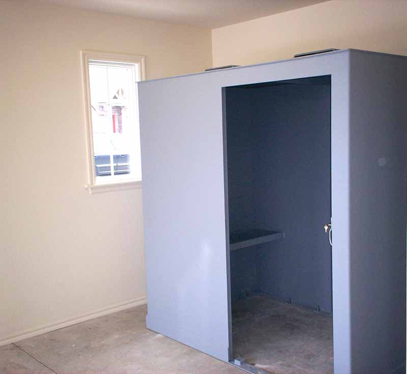 Storm proof your home with a safe room bossier press tribune Safe room