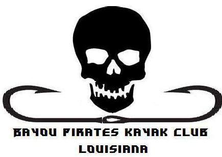 Bayou pirates kayak fishing club to host inaugural kayak for Local bass fishing clubs