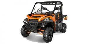 Polaris 900 RZR Orange