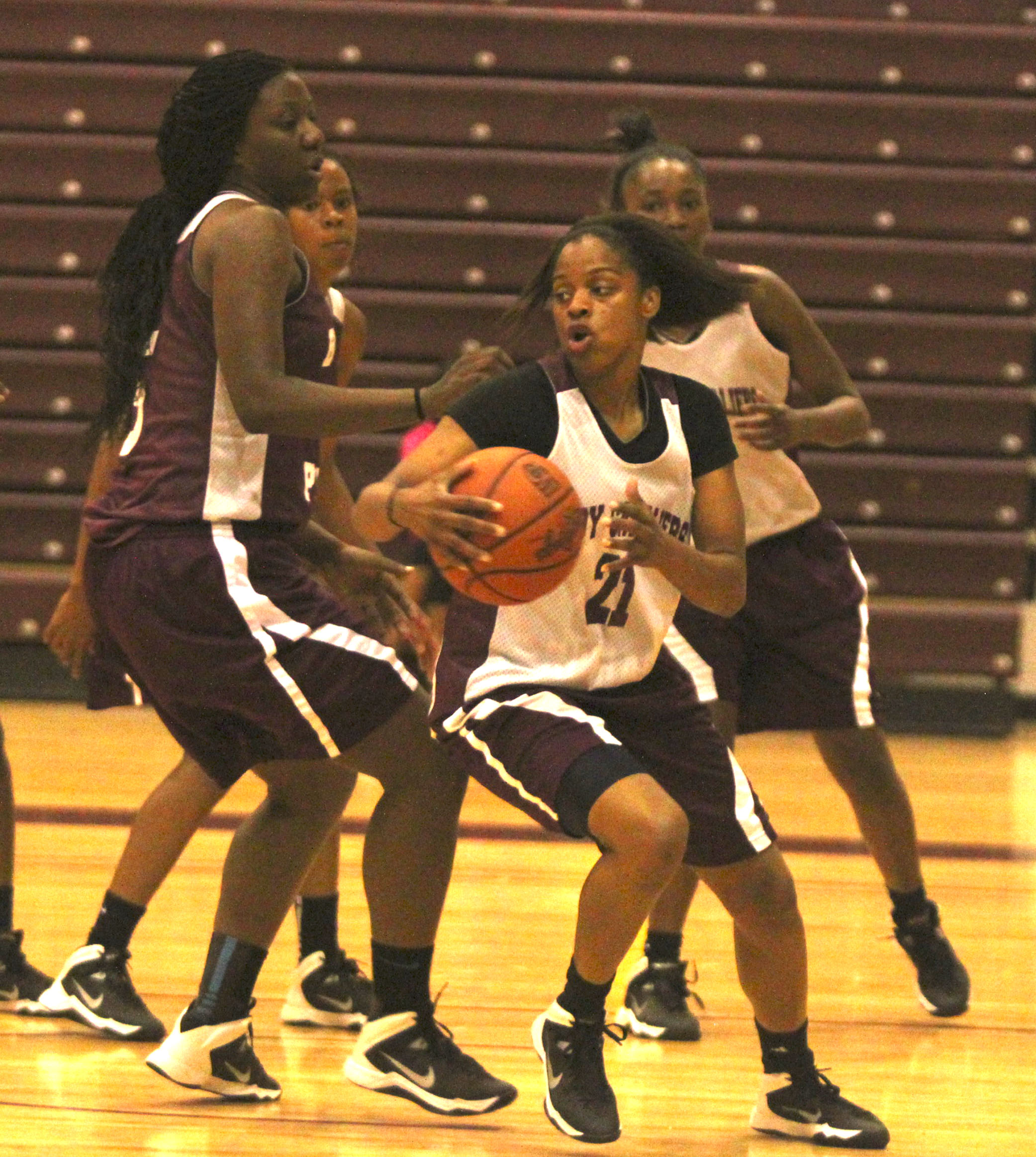 Bpcc women s basketball team ready to make history