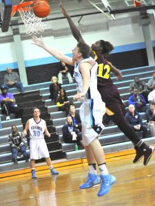 Airline fell to Natchitoches Central in a non-district game Tuesday night at Airline.