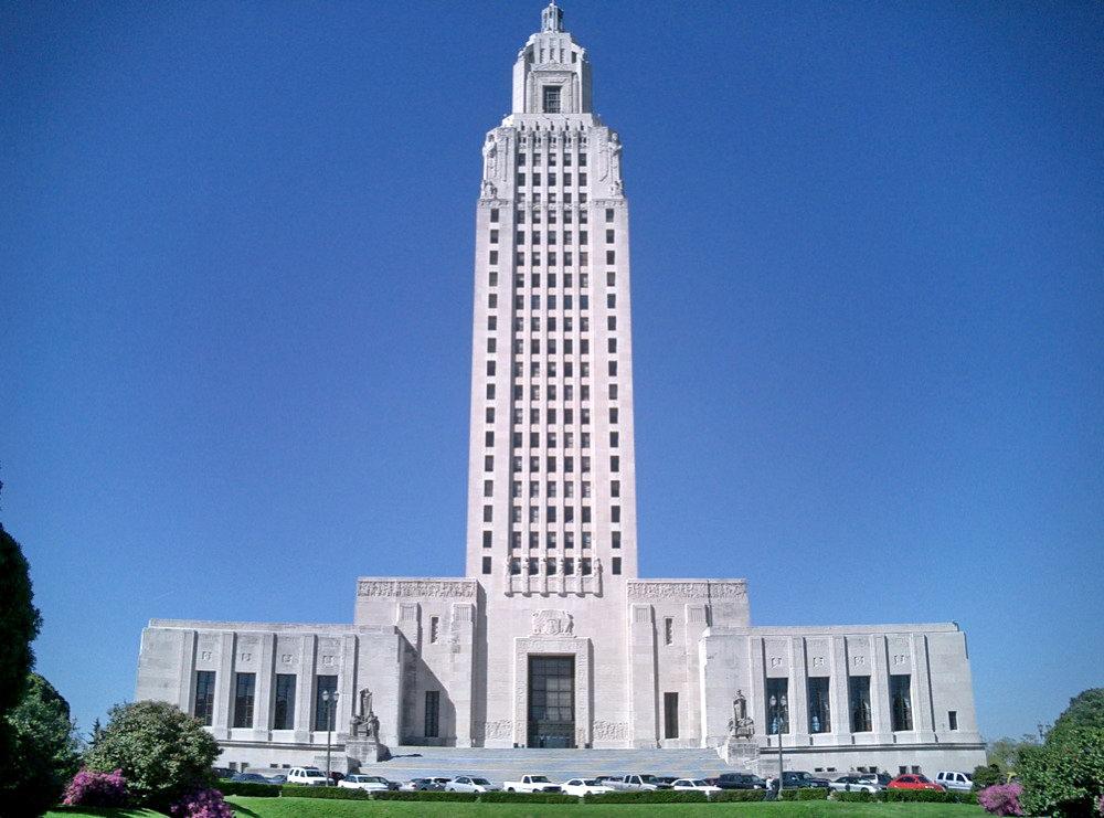 La. Rep. Burns Announces Candidacy For Adley's Senate Seat