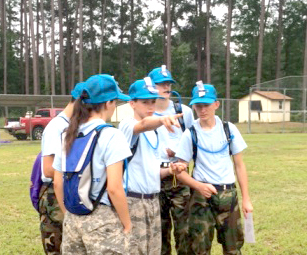 ROTC Summer Leadership School 2014(3)