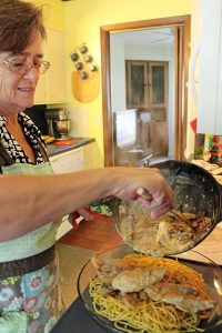 Haughton-based professional chef Janet Herb is on a mission to provide quality meals for people in their own homes.