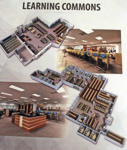 A look at plans for the new Learning Commons coming to Bossier Parish Community College.