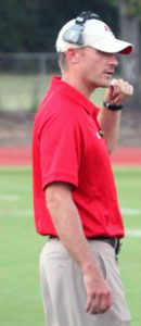 Jason Brotherton is an assistant coach at Haughton High School.