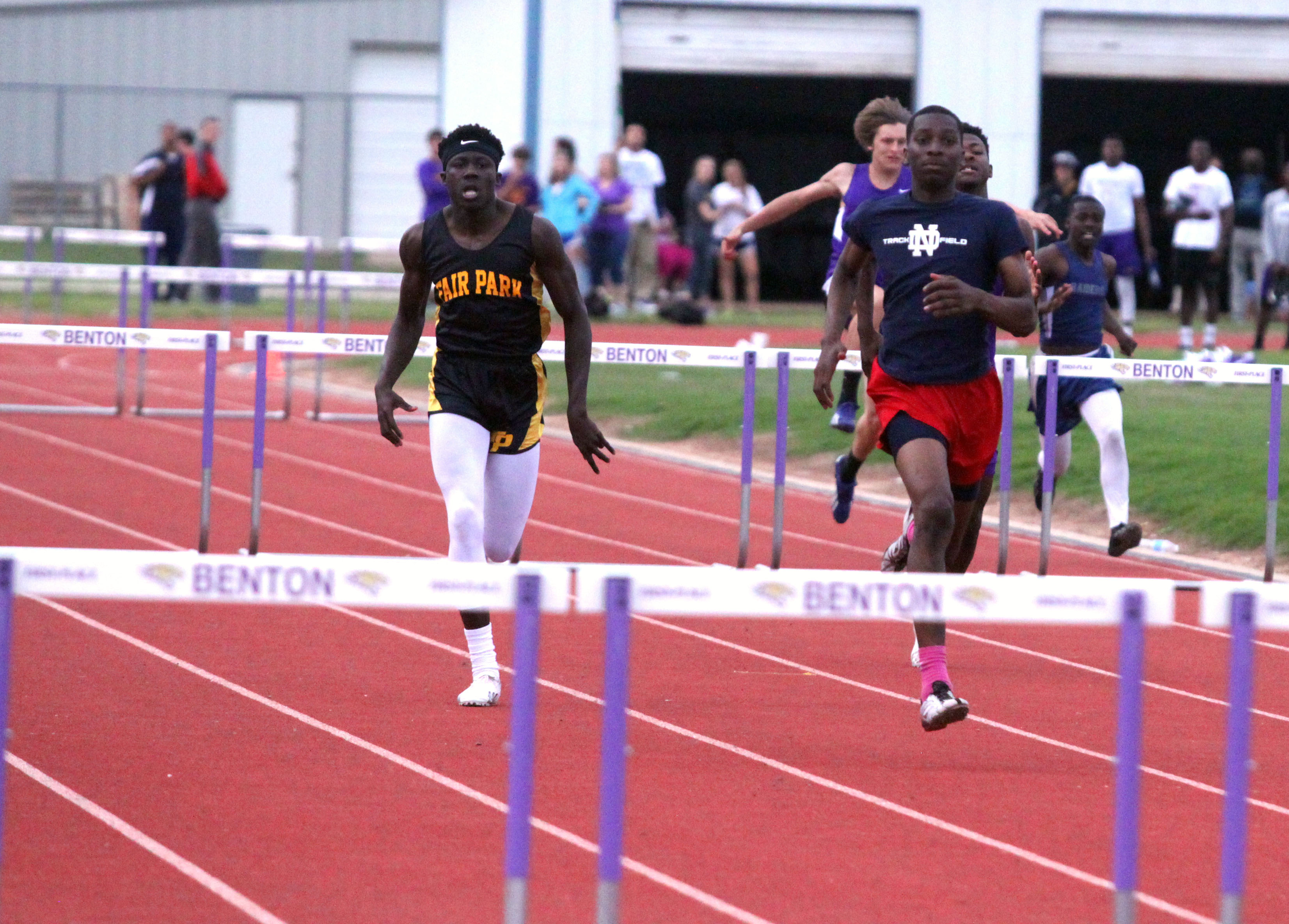 hisd district track meet 2015 results