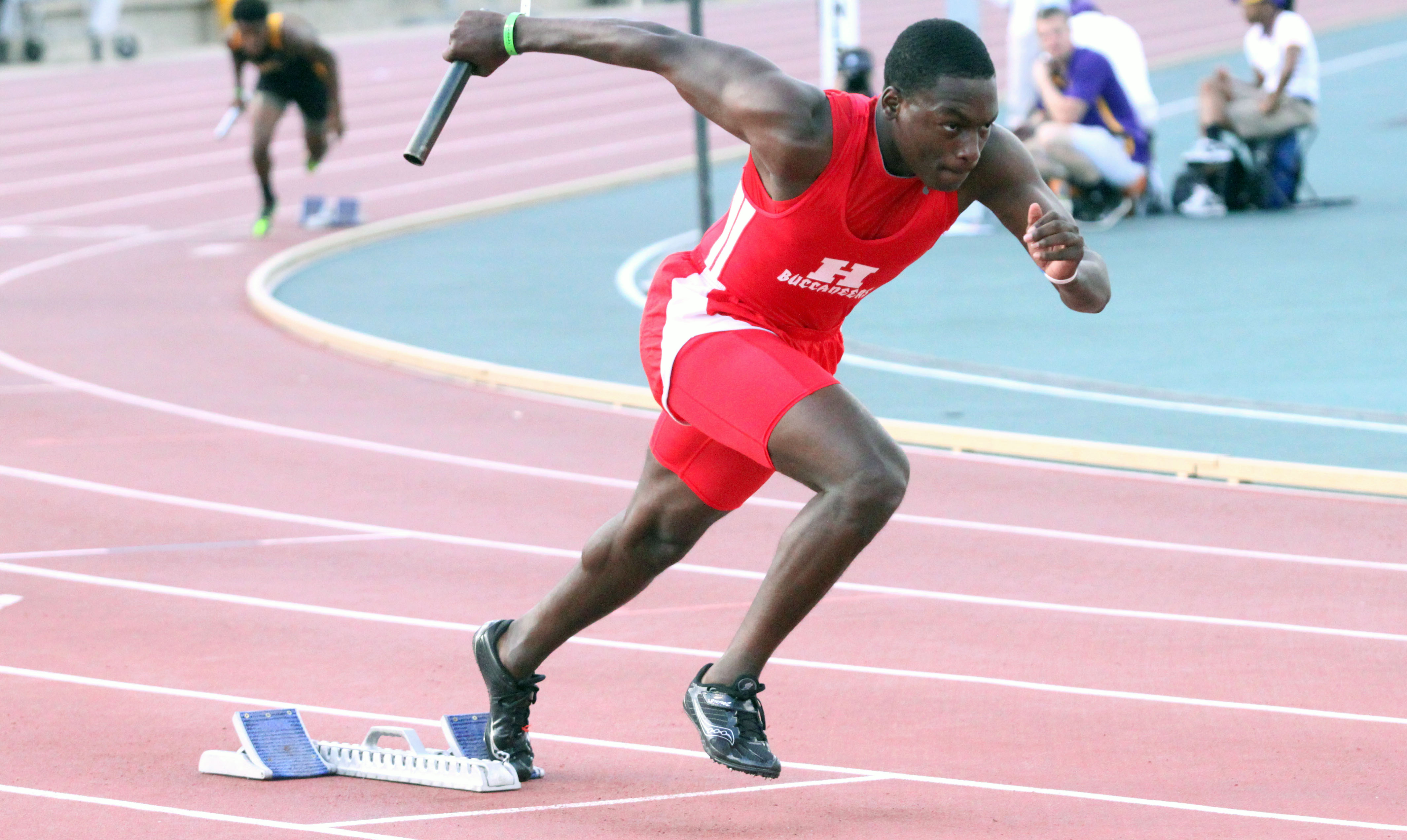 bossier parish track meet clipart