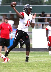 Russell Hedges/Press-Tribune Parkway quarterback Keondre Wudtee has committed to Louisiana Tech.