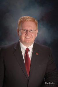 Dr. Rick Bateman, Chancellor of Bossier Parish Community College