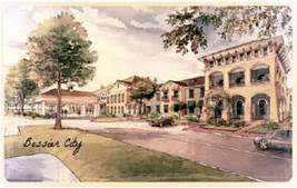 Courtesy Photo | A rendering of the Blake at Bossier City.