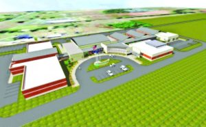 A rendering of phase 3 construction at Providence Classical Academy. The Christian school has begun the work to expand its campus, reported record enrollment, and gained SACS CASI accreditation.
