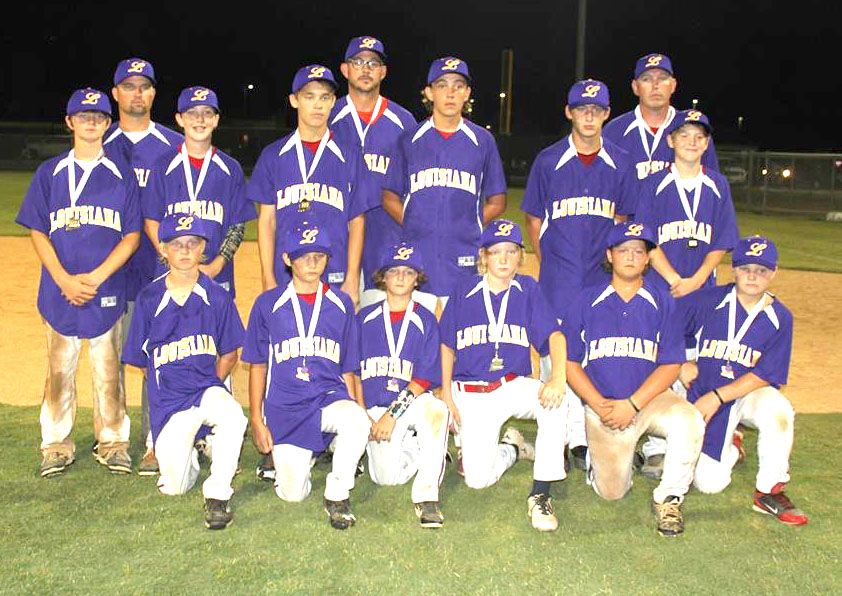 Courtesy Photo The Haughton All-Stars were 2-0 in the Dixie Youth Baseball O-Zone (12s) World Series after Sunday's action in Lexington, S.C.
