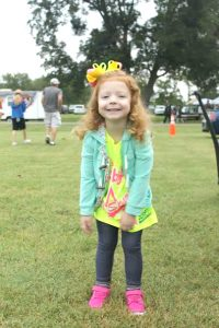 Courtesy Photo | Abby Tyree was just two weeks shy of her third birthday when she was diagnosed with Type 1 Diabetes. Abby is now five-years-old and she loves to swim, play with her two-year-old brother, Colt, and dances at Vicki's School of Dance.