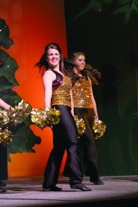 Photo by Amanda Simmons/Press-Tribune from the 2013 Christmas show.