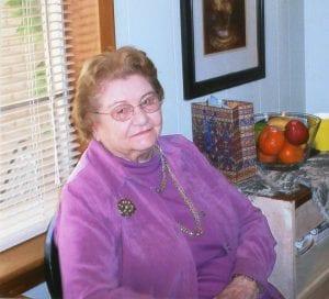 Gertrude Craft Obituary Photo