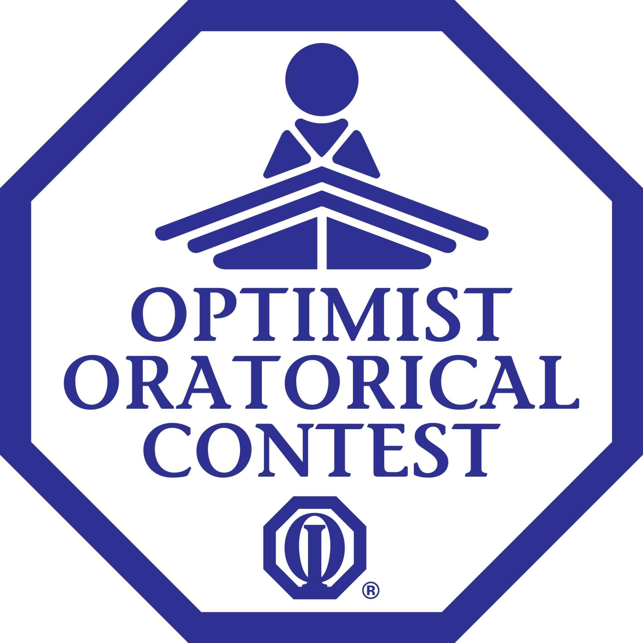 optimist club essays