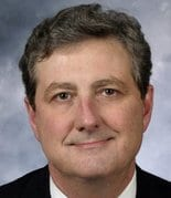 John Kennedy is Treasurer for the State of Louisiana.