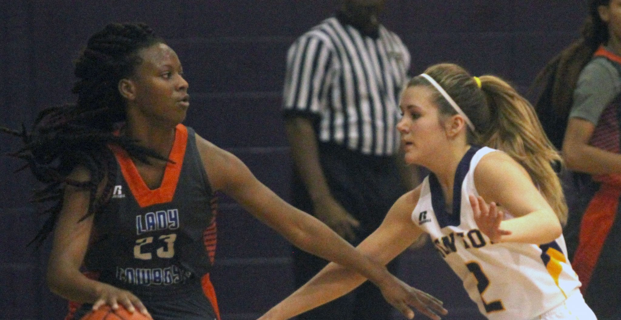 Girls basketball bossier wins doyline tournament benton - Basketball wallpapers for girls ...