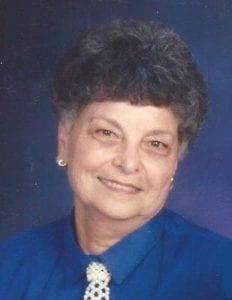 Elva Marie Borden