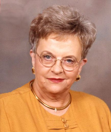 Obituary Sally Delauis Chandler Bossier City Funeral