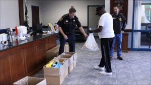 Bossier Sheriff's Drug Take Back Day.2