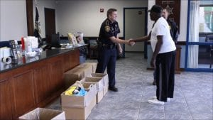 Bossier Sheriff's Drug Take Back Day.3