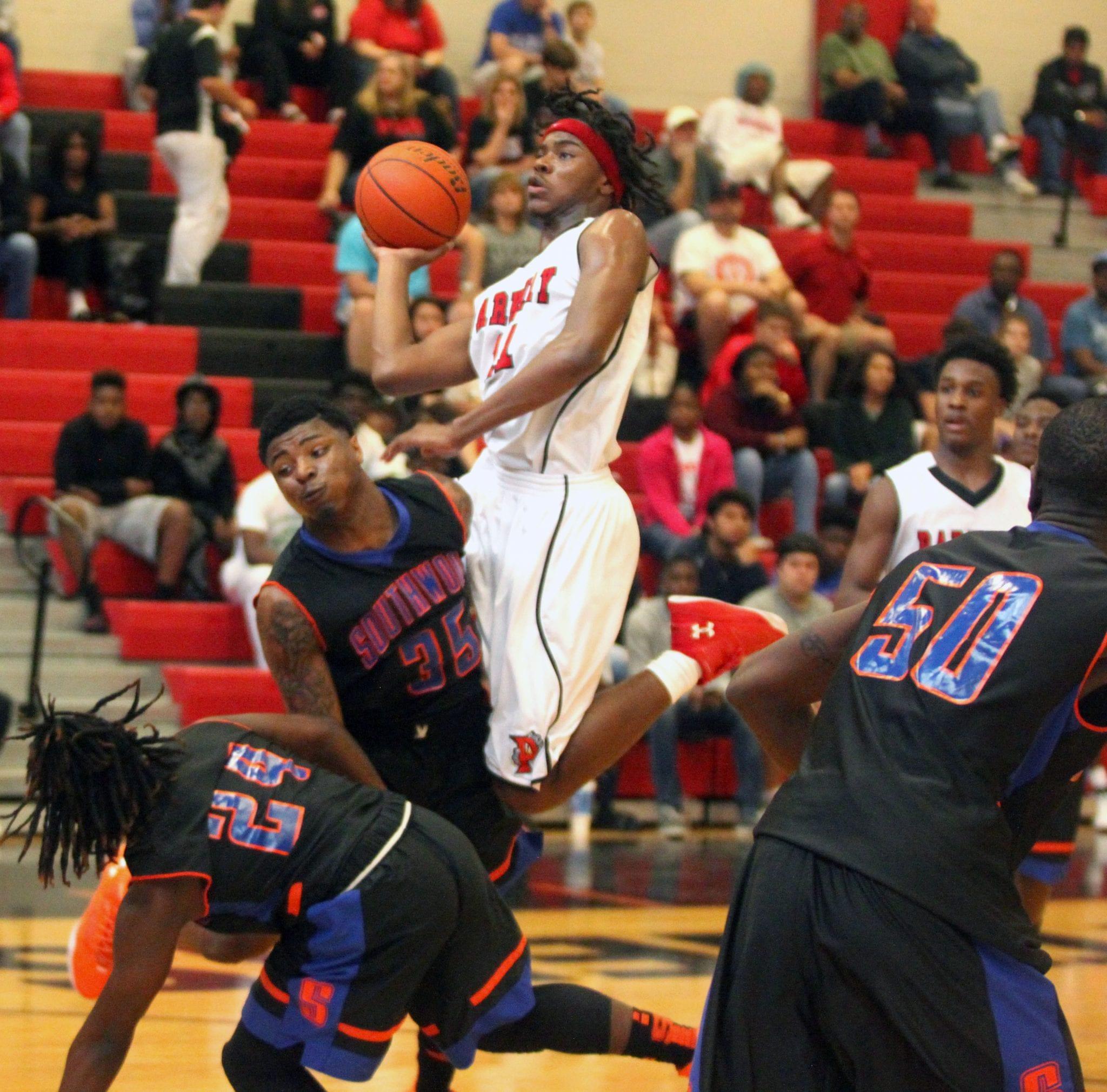 Landers Dodge Benton >> Photo gallery: 2016 All-Bossier Parish Basketball Team ...