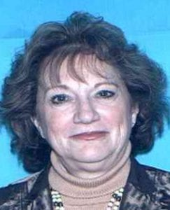 64-year old Barbara A. Wilson of Jasper County, Missouri is wanted by authorities there for stealing more than $400,000 from her former employer.
