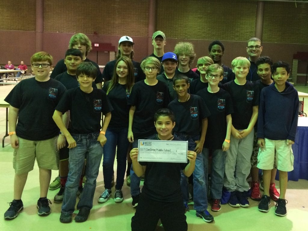 Courtesy Photo | Elm Grove Middle, 1st Place, Grand Champion
