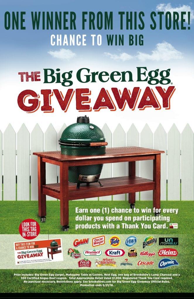 Green Egg Store Poster