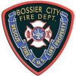 bossier city fire department logo