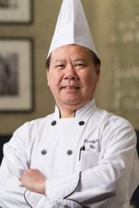 Chef Frederick Ngo of Bossier City is competing in the Louisiana Seafood Cook-Off this weekend in New Orleans.