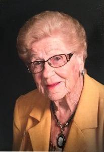 Alma Hamiter Granger