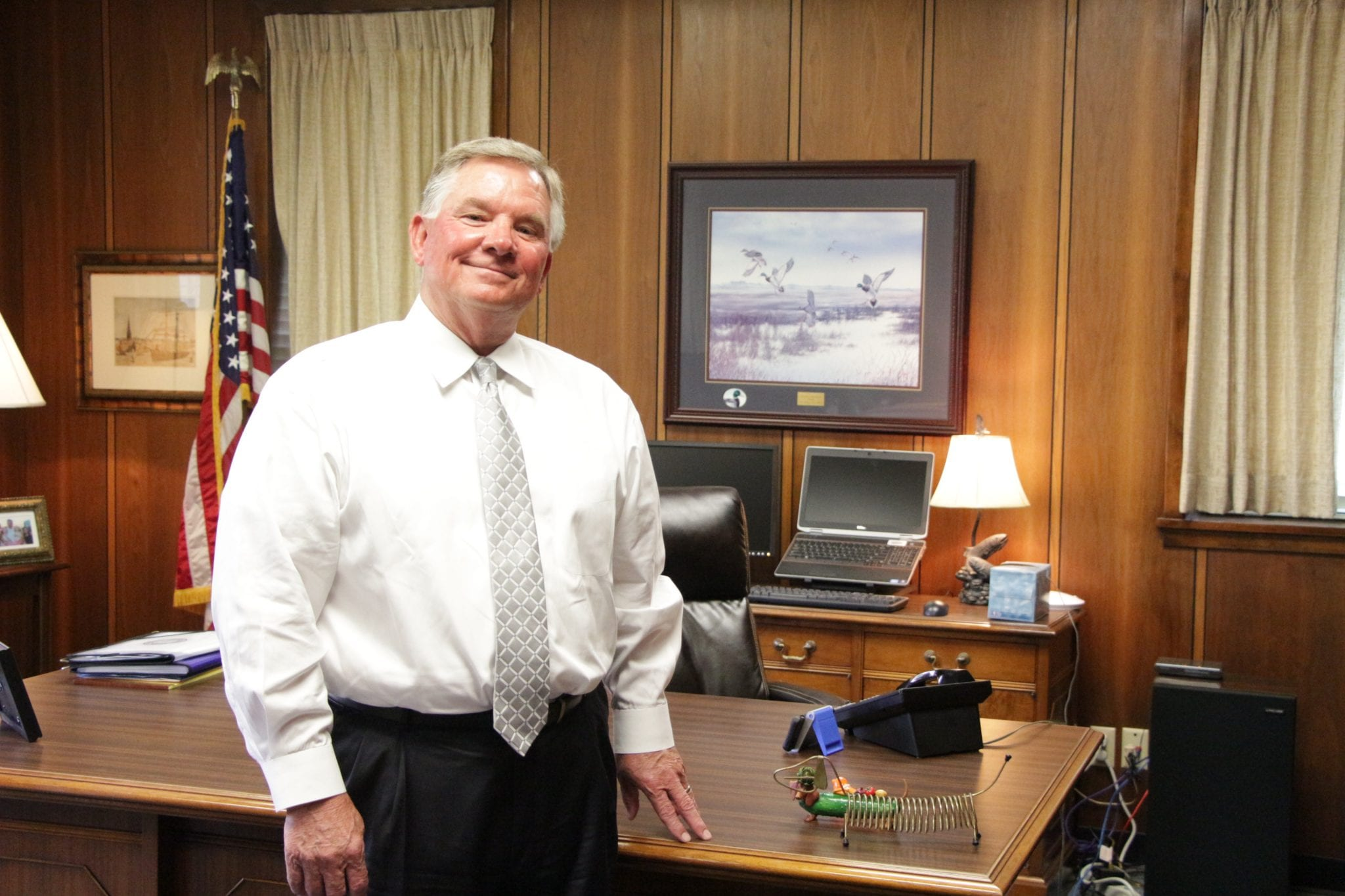 Bossier Superintendent Reflects On Four Decade Career Bossier