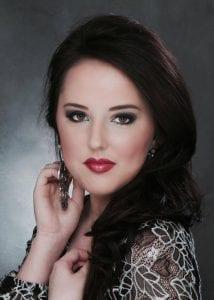 Hannah Teutsch, Miss Bossier City 2016