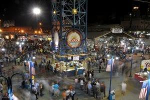 Festival Plaza 2011 Revel