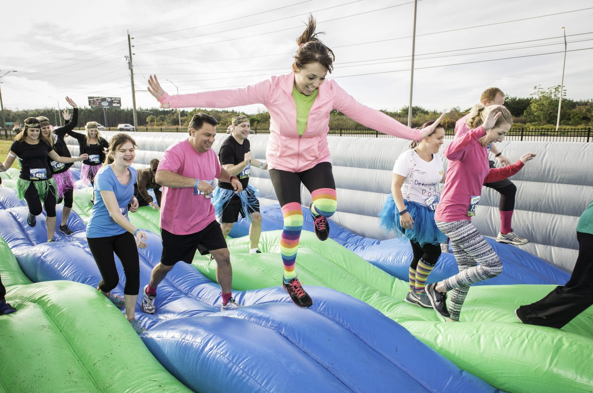 Insane inflatable 5k coming to bossier nov 12 bossier for Insane inflatable 5k shirt