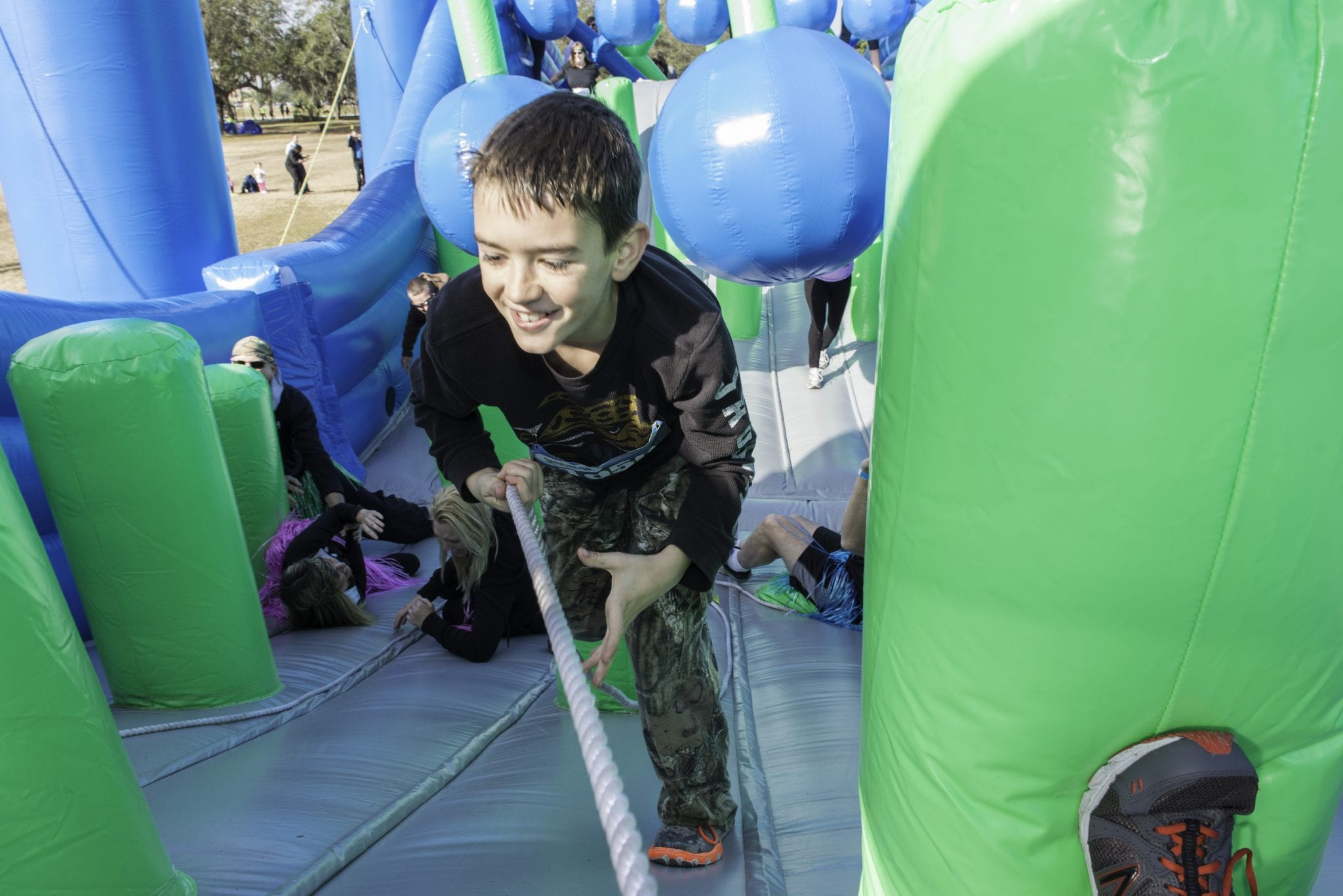 Insane Inflatable 5k Coming To Bossier Nov 12 Bossier