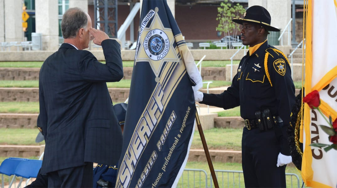 'It's High Sacrifice Work:' Richmond Police Department Honors Fallen Officers