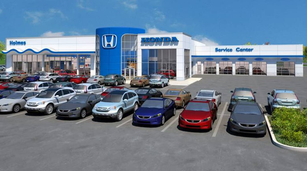 Honda Dealerships In Louisiana >> Groundbreaking for new Holmes Honda dealership set for June 12 | Bossier Press-Tribune