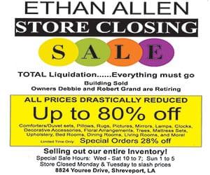 Advertisement – Ethan Allen