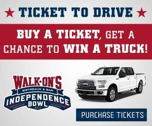Advertisement – Independence Bowl