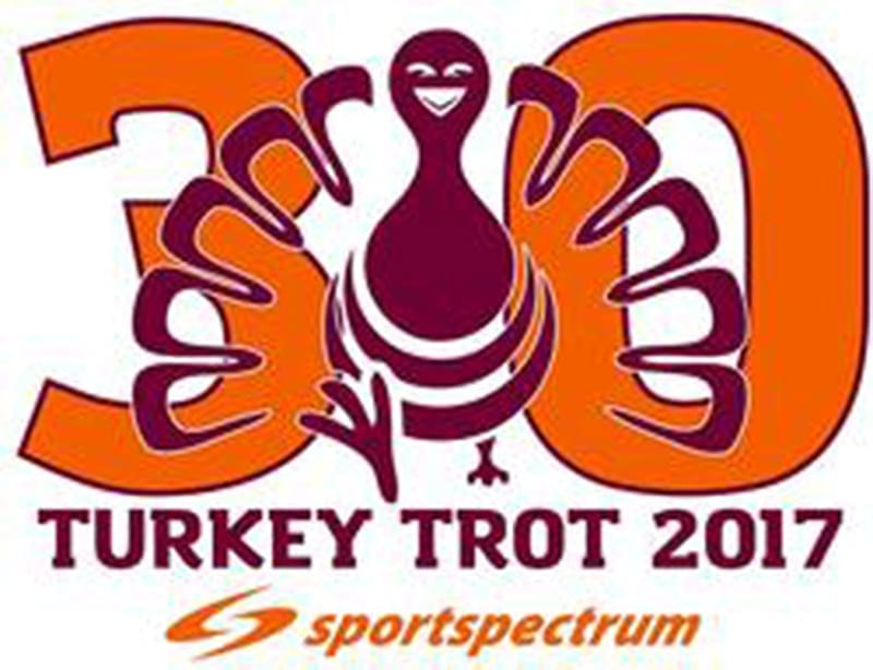 Annual Turkey Trot on Thanksgiving in Wausau