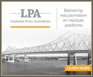 Advertisement – Louisiana Press Association