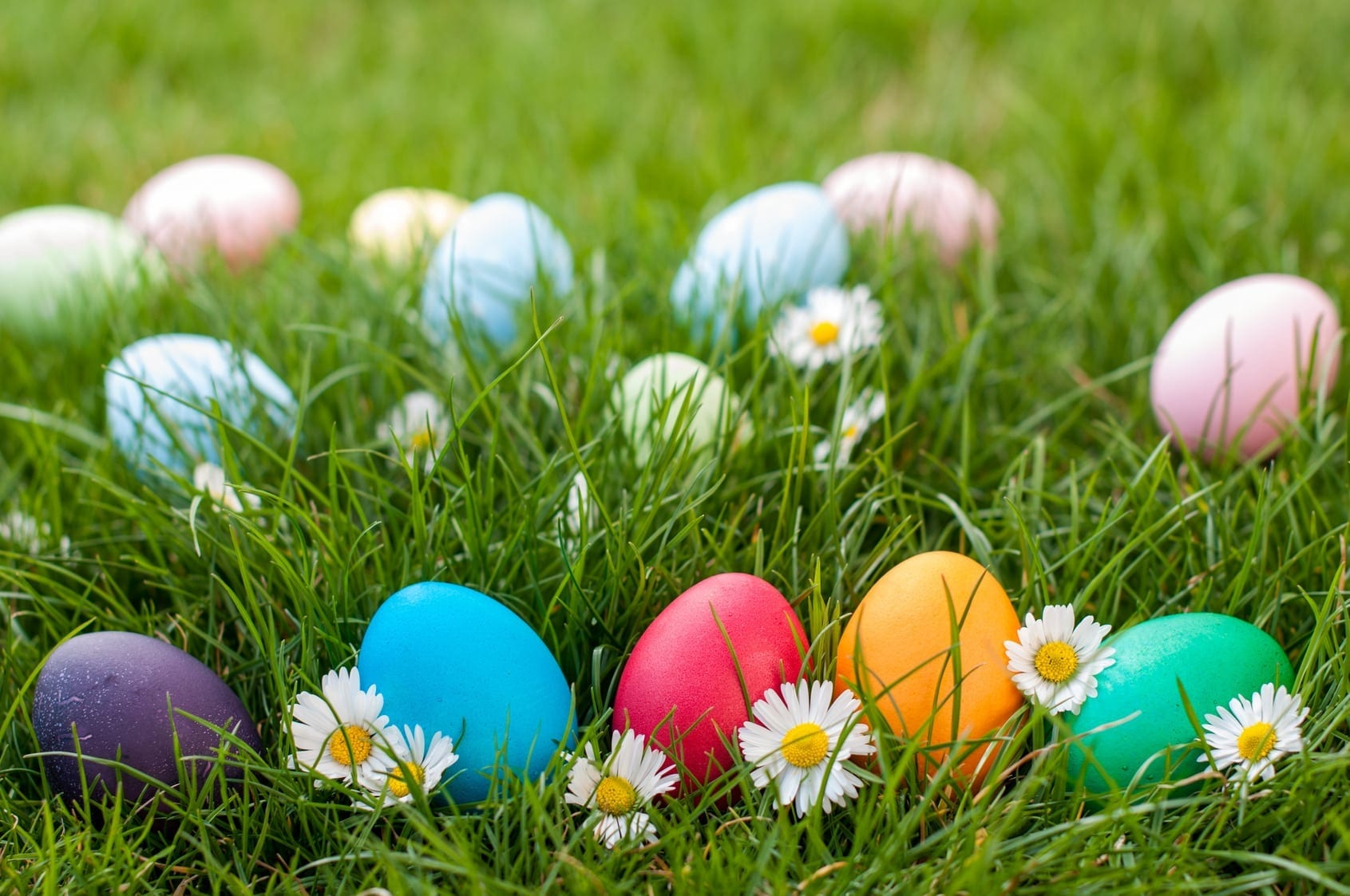 WF Parks to host annual Easter Egg Hunt and Bouncin' Bash events