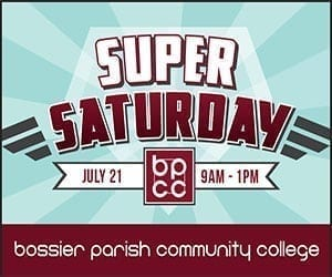 Advertisement – BPCC Super Saturday 2018