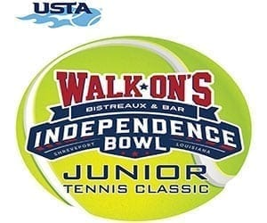 Advertisement – Walk-Ons Independence Bowl Tennis Tournament