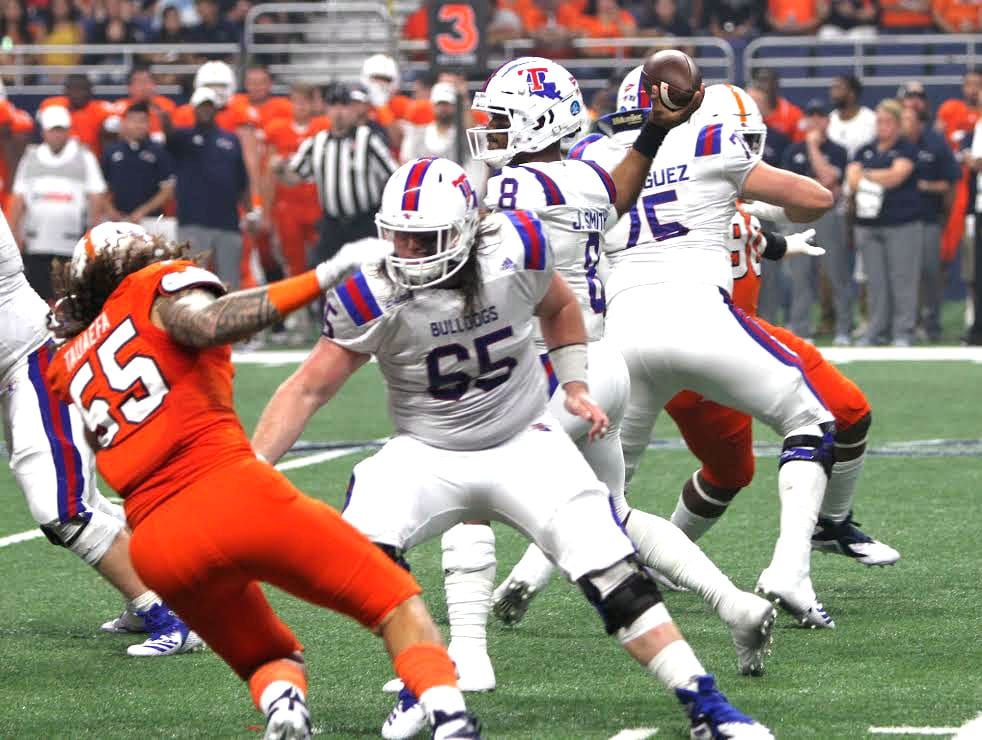 College football  Strong defensive effort helps La. Tech cruise past UTSA 64722f05f